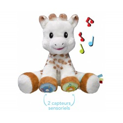 Peluche Touch & music...