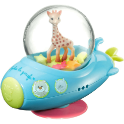 sous-marin Sophie la girafe...